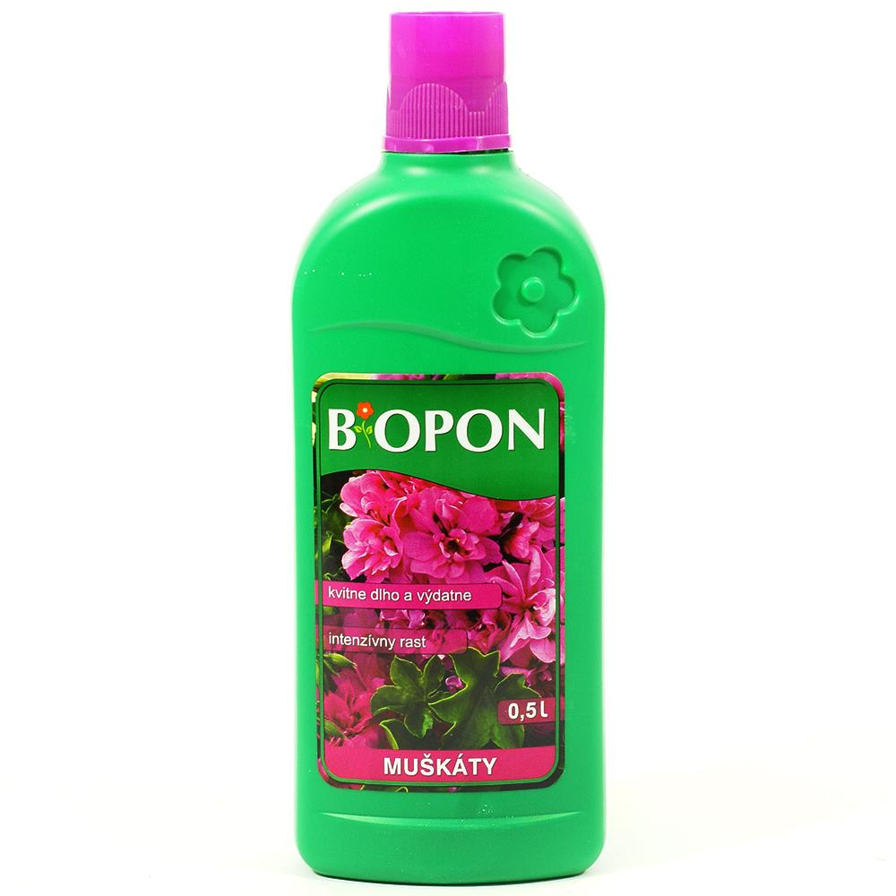BOPON 500ml- PELARGÓNIE 6/K b1014