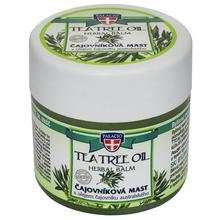 Palacio bylinná masť Tea Tree oil 120ml AKCIA - FLORASYSTEM