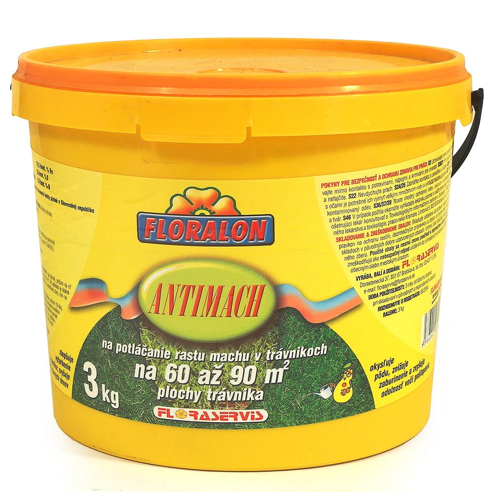 FLORALON ANTIMACH 3kg